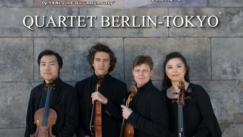 ABGESAGT Beethoven Zyklus Quartet Berlin Tokyo