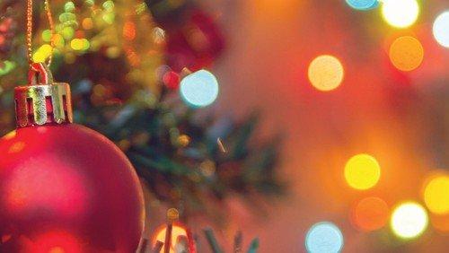 Juleaften i Sognehuset