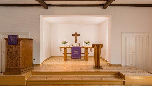 Gottesdienst zum 1. Advent in Felsen