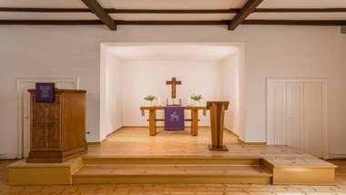 Gottesdienst zum 2. Advent in Felsen