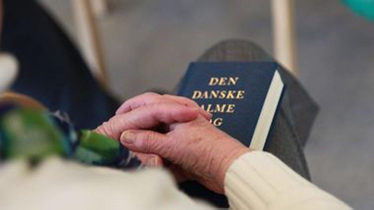 Plejehjemsgudstjeneste  i Ullerød kirke (LRW)