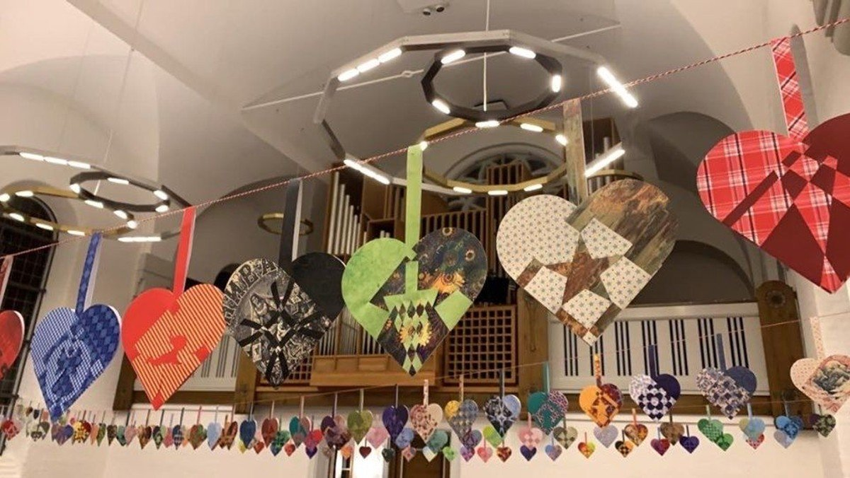 Julemeditation & hjerteflet i Vanløse Kirke