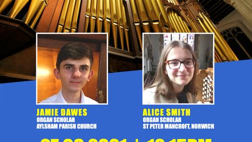 Young Organists' Platform Recital