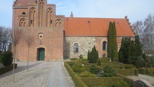 Gudstjeneste i Havrebjerg Kirke