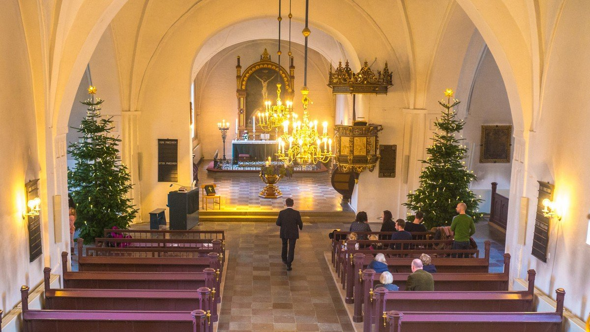 AFLYST  Juleaftensgudtjeneste