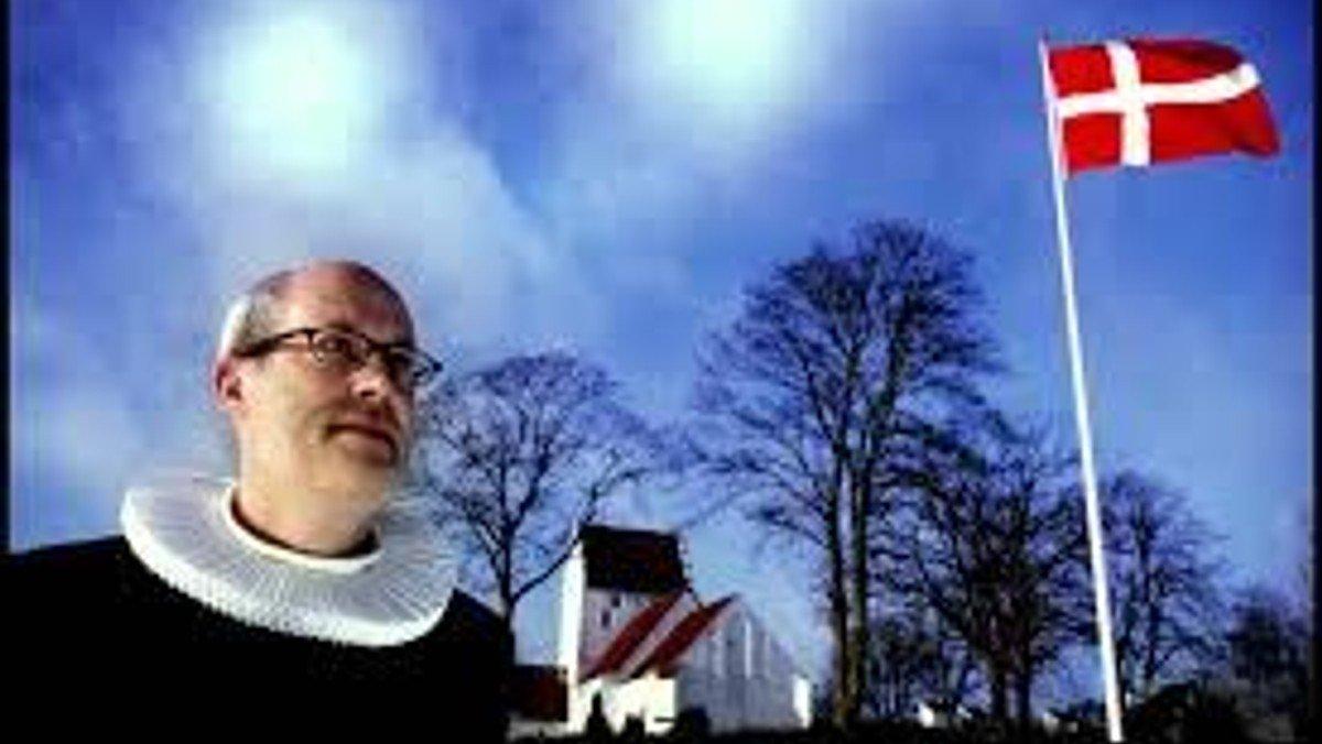 Gudstjeneste ved Uffe Kærup, tidl. præst ved Bellinge Kirke