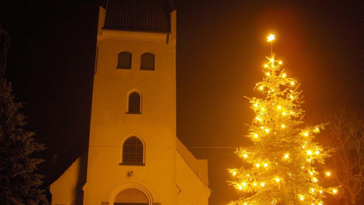 Aflyst -Julegudstjeneste i Nivå Kirke