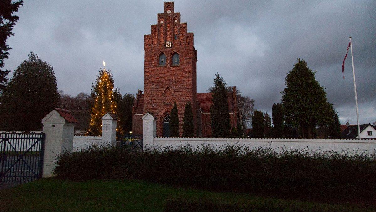 Aflyst - Juledag Gudstjeneste i Karlebo Kirke