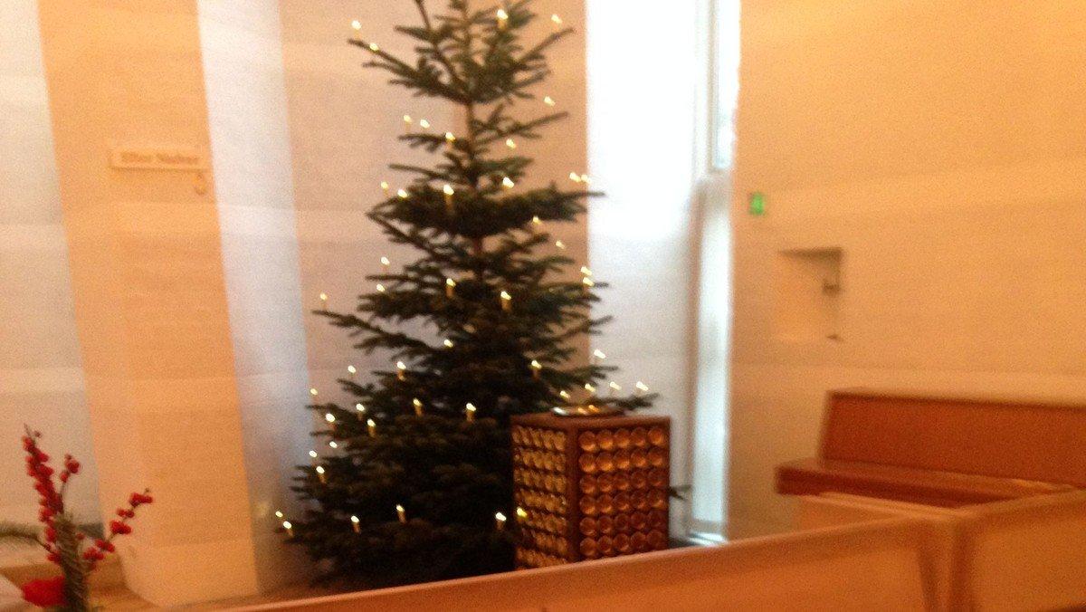 Streaming Juledag Gudstjeneste i Egedal kirke (lukket for menigheden)