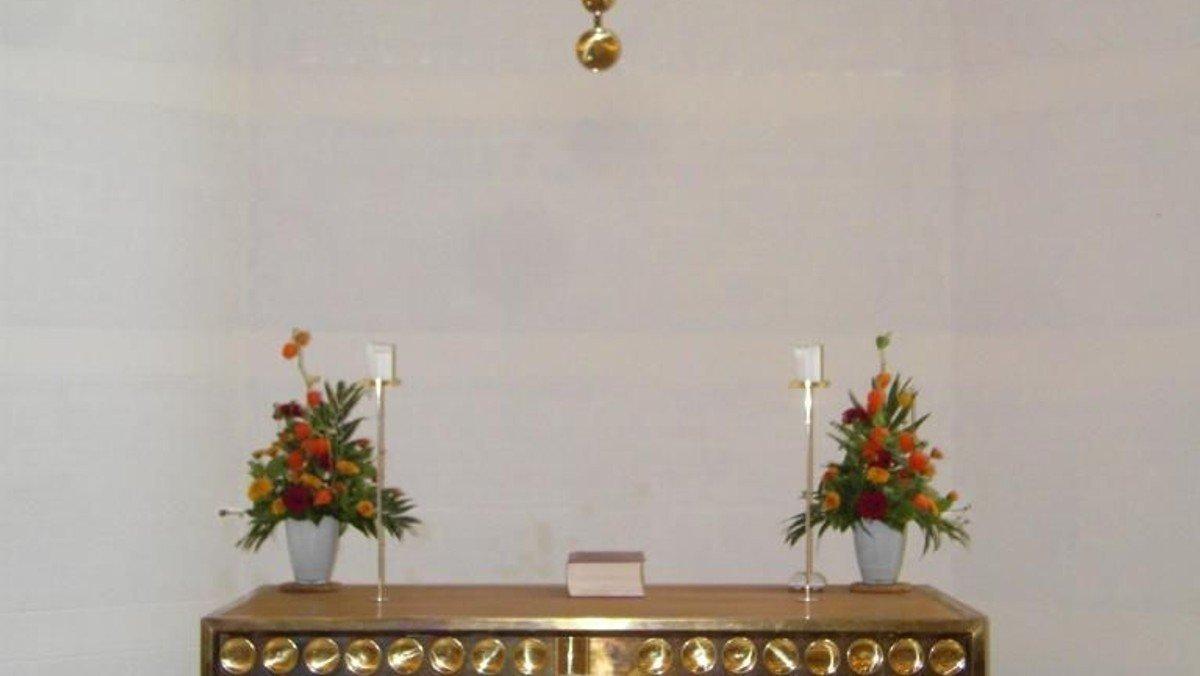 Gudstjeneste Egedal kirke