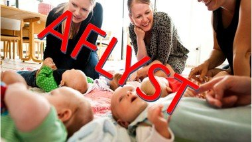 AFLYST! -Babysalmesang - Afslutning