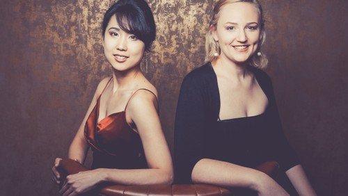 Couleurs de Paris - französische Musik für Querflöte und Klavier mit dem Duo Inoue / Sames