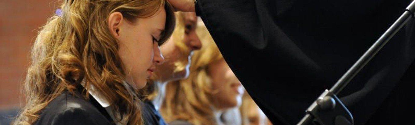 Gottesdienst mit Konfirmation in der St. Marien-Kirche