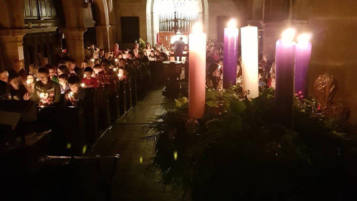 Christingle Service (Live online streamed service)