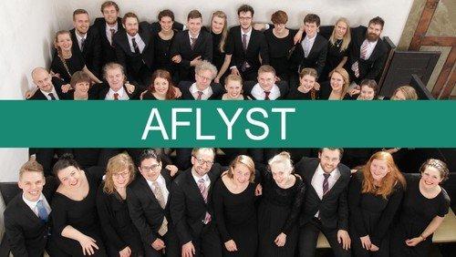 AFLYST. Julekoncert med Akademisk Kor, Aarhus