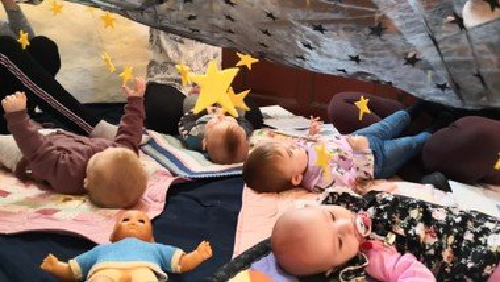 AFLYST! Babysalmesang i Hellevad Kirke