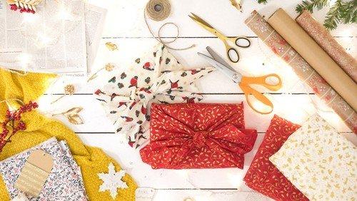 Uddeling af DIY-jule-goodiebags
