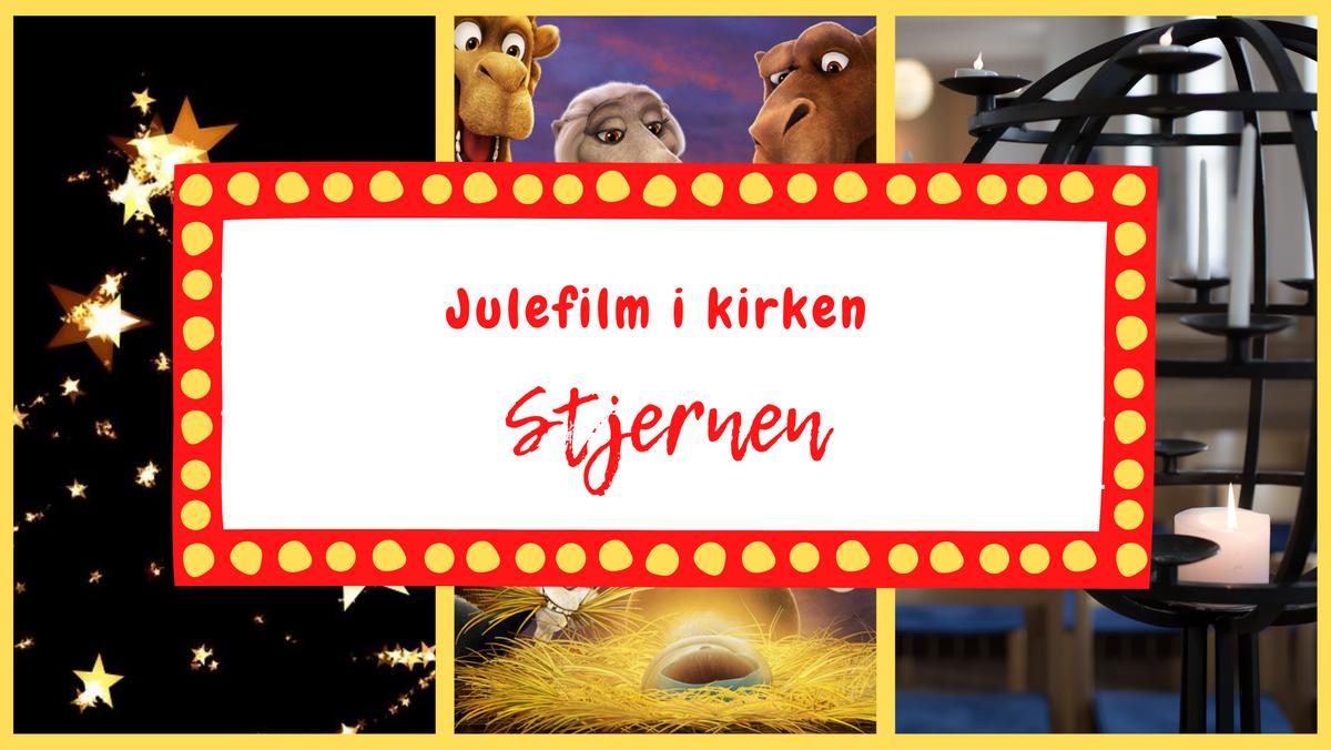 Julebiograf for børn i Frederiksholm kirke: Stjernen