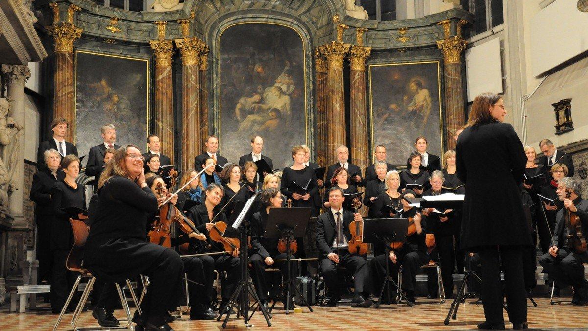"""All Bach: Kantate """"Ich hatte viel Bekümmernis"""" und Orgelwerke von J.S. Bach"""
