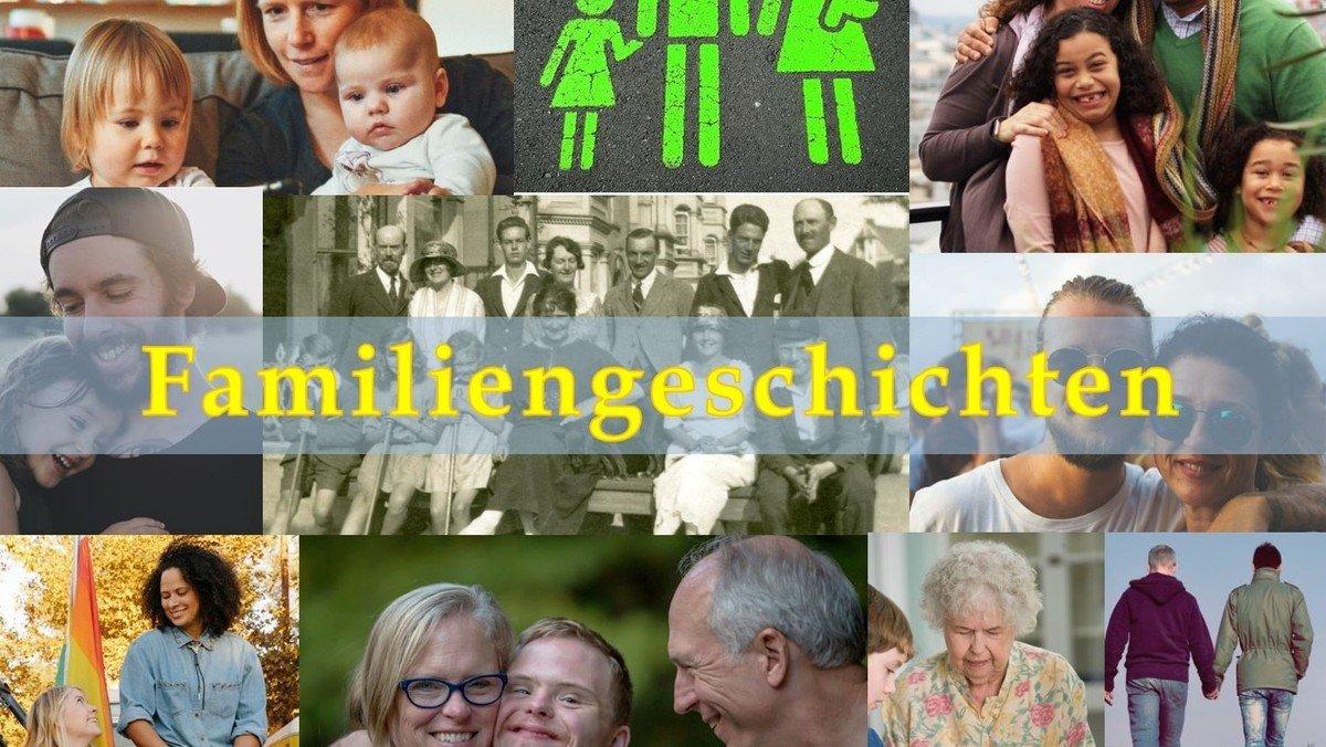 Familien - eine ziemlich alte Geschichte ....