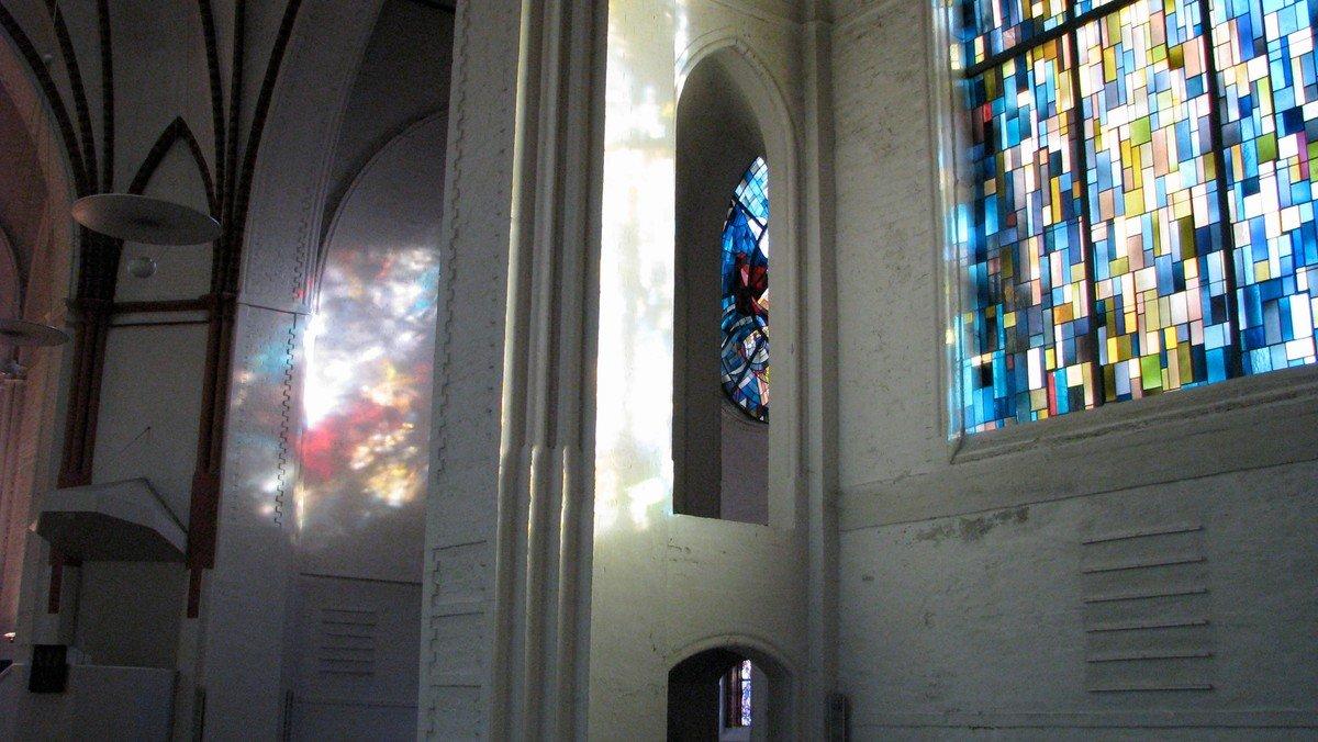 Gottesdienst in der Jakobikirche mit Musik für Geige und Orgel