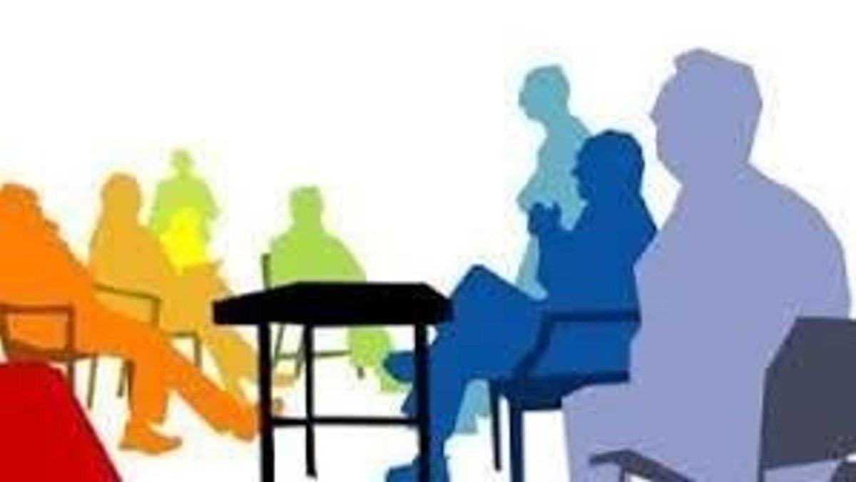 Menighedsrådsmøde - Konstituering af det nye råd
