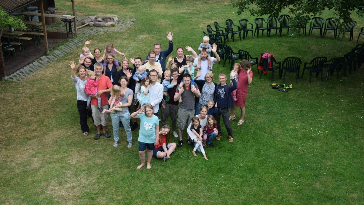Familienwochenende in Baitz
