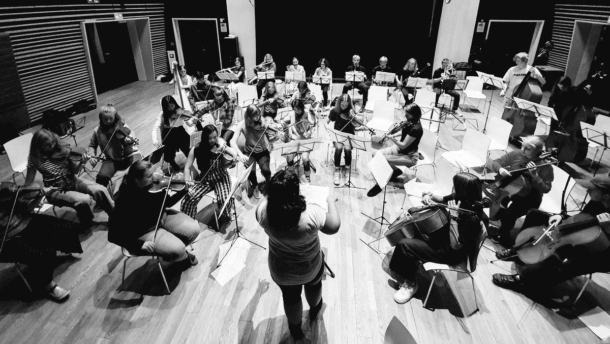 Symfoniorkestret - koncert med elever fra Københavns Musikskole