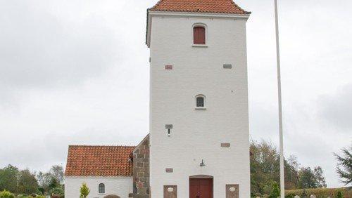Alle Helgen gudstjeneste i Vester Hornum Kirke (kun for inviterede)