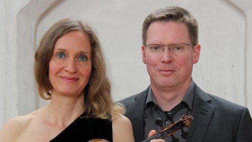 Musik und Andacht zum Jahresausklang - mit dem duo alto und beschwingter Musik für Violine und Orgel -