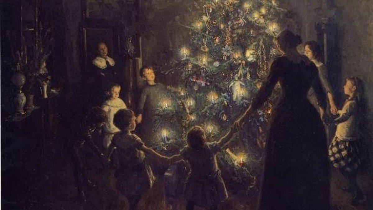 Juleaftensgudstjeneste ved Karin Thanning