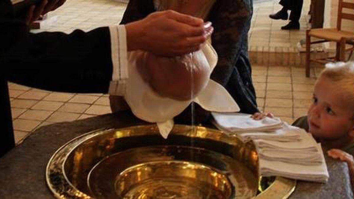 Dåbslørdag