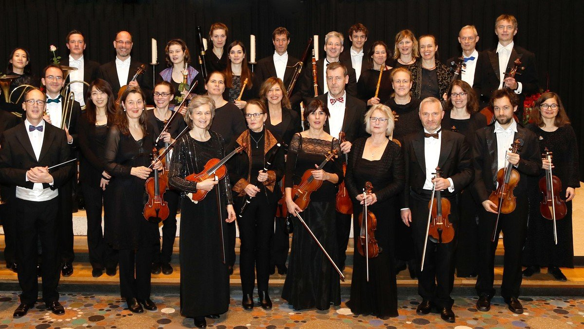 Silvester-Festkonzert 2020 mit CONCERTO BRANDENBURG auf historischen Instrumenten