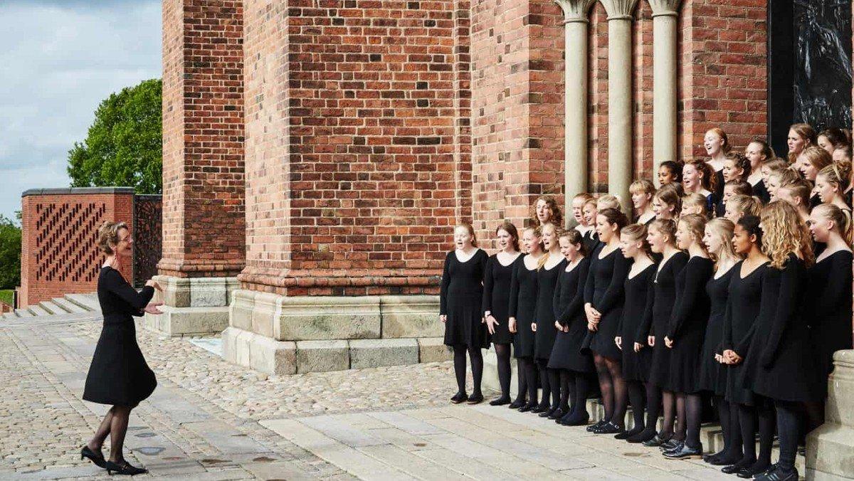 Adventskoncert med Roskilde Domkirkes Pigekor