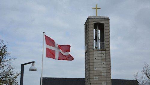 Højmesse og Kirkens fødselsdag ved Birgitte L. Leisner