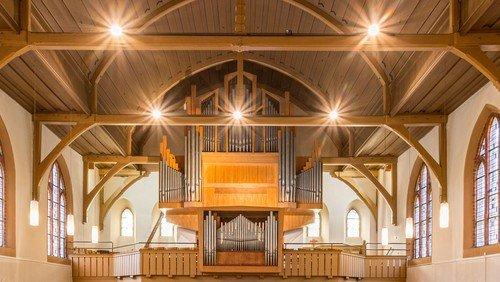 Orgelband in Waidmannslust: Komponistinnen - Erstes Portraitkonzert