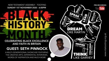 Black History Month - Celebrating Black Excellence & Faith In Britain