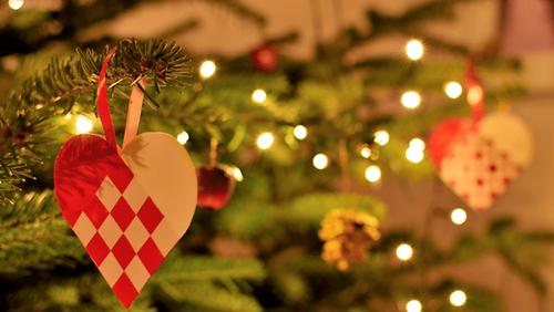Juletræsfest i Fra Smil til Smil