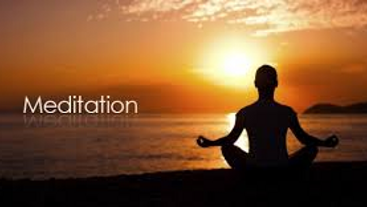 Online Introduction to Meditation with Revd. Sue