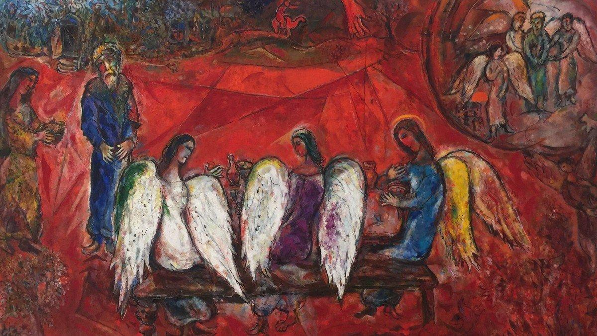 Chagall og Bibelen - AFLYST