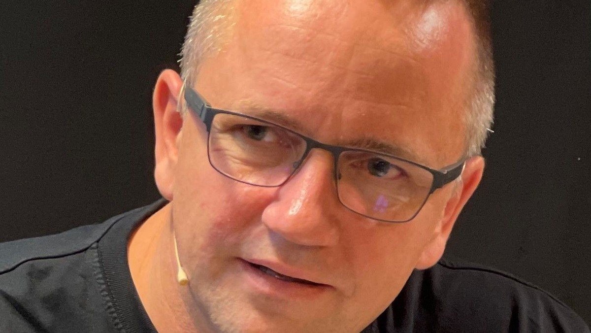 "Foredrag med journalist og bibelnørd Rasmus Birkerod ""Herodes"""
