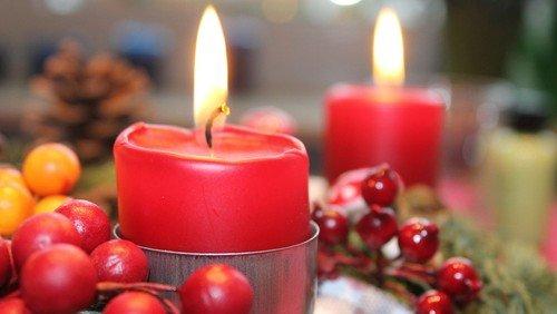 Solhverv synger julen ind i Vebbestrup kirke