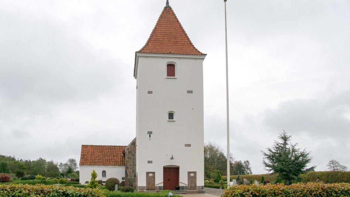 Gudstjeneste i Vester Hornum Kirke
