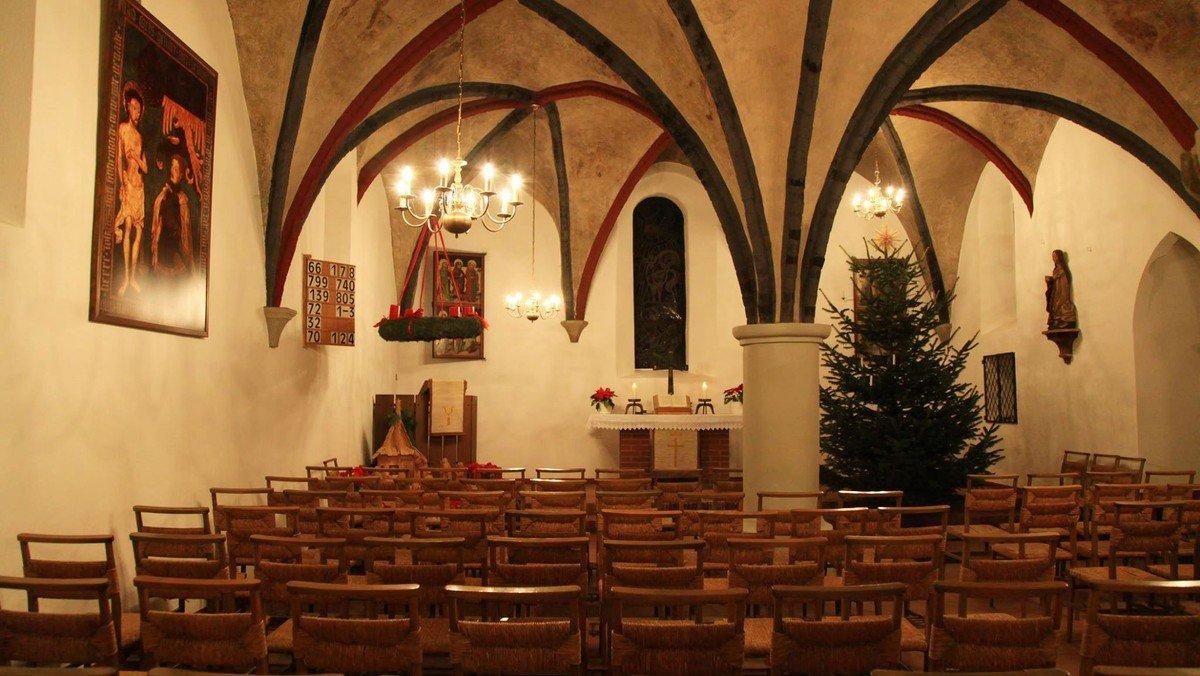Musikalische Christvesper ONLINE auf www.dorfkirche-alt-buckow.de