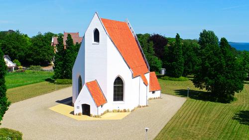 Langfredag Brejning Kirke kl. 10 v. CML/VHP