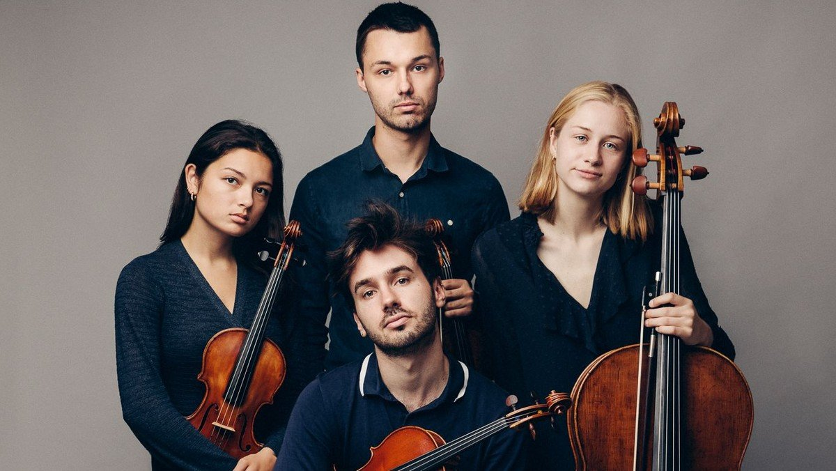 Koncert NOVO quartet