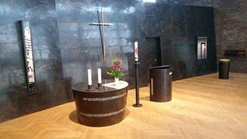 Neujahrsandacht im Kirchsaal (Margarete-Draeger-Haus) Götzstraße 24B