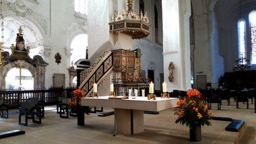 Gottesdienst am Trinitatissonntag
