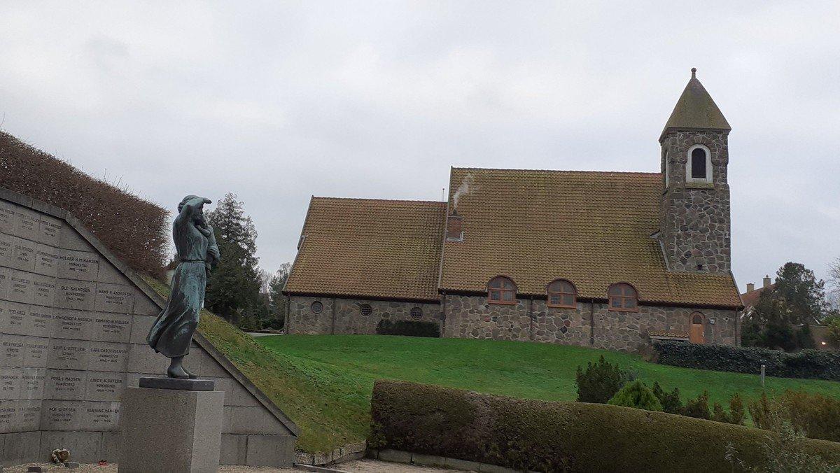 Gudstjeneste i Lynæs kirke  - 2. s.e. Helligtrekonger - Joh. 2, 1-11