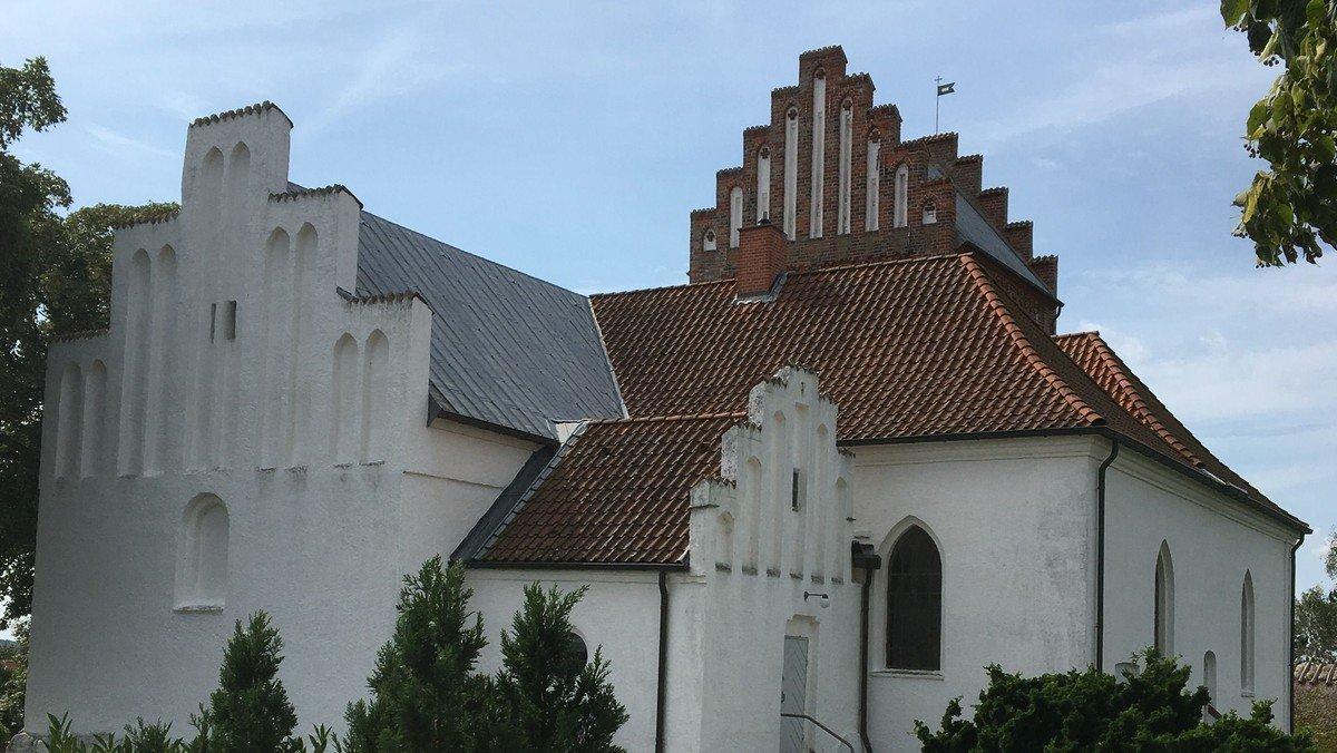 Gudstjeneste i Torup kirke - 1. s.i. Fasten - Matt. 4, 1-11